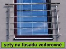 zábradlí pro francouzská                 okna-sety