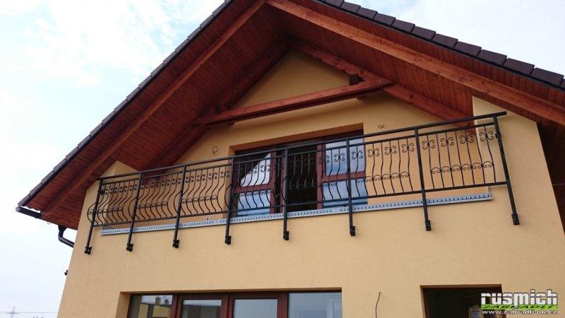 Kované Balkonové Zábradlí Design4homecz
