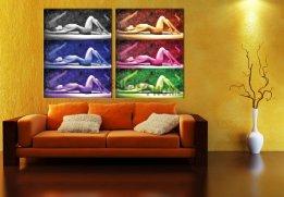 Obrazy do bytu