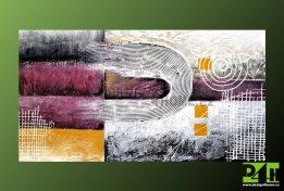 obraz na plátně, moderní motiv, ručně malovaný obraz jednodílný