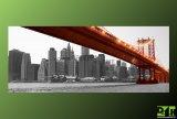 Obraz s moderním motivem 120x50cm, most, fototisk na plátně