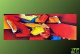 Obraz na plátně 150x50cm, moderní obraz s motivem, fototisk