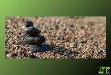 Obraz do bytu 1D jednodílný obraz 120x50cm, kameny, fototisk na plátně