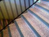 hrany schodů