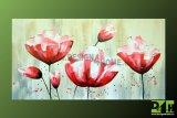 Jednodílné obrazy ručně malované na plátně 140x75cm